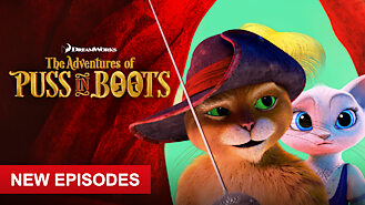 The Adventures of Puss in Boots (2015) on Netflix in Austria