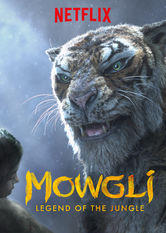 Mowgli: Legend of the Jungle Netflix BR (Brazil)