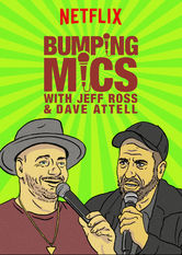 Bumping Mics with Jeff Ross and Dave Attell Netflix BR (Brazil)