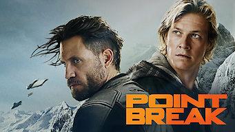 Is Point Break (2015) on Netflix Austria?