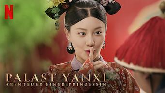 Palast Yanxi: Abenteuer einer Prinzessin (2019)