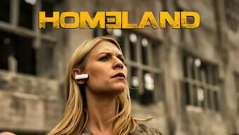 Is Homeland: Season 7 (2018) on Netflix Luxembourg