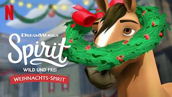 Spirit – wild und frei: Weihnachts-Spirit (2019)