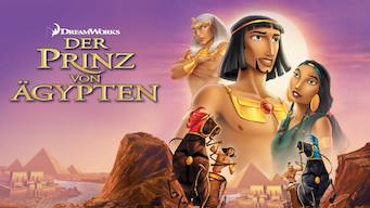 Der Prinz von Ägypten (1998)