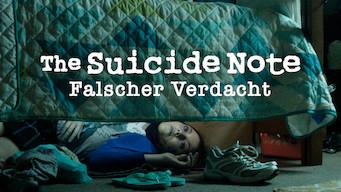 Suicide Note – Falscher Verdacht (2016)