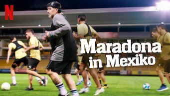 Maradona in Mexiko (2020)