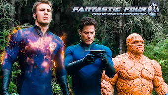 Fantastic Four – Rise of the Silver Surfer (2007)