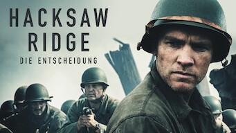 Hacksaw Ridge – Die Entscheidung (2016)