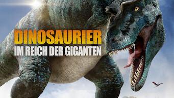 Dinosaurier – Im Reich der Giganten (2013)