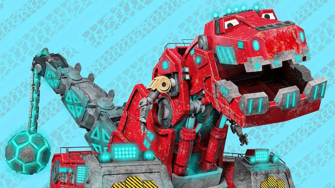 Dinotrux – Aufgeladen