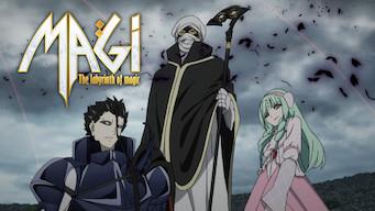 Magi: The Labyrinth of Magic (2013)