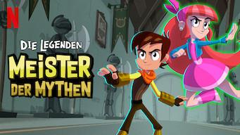 Die Legenden: Meister der Mythen (2019)