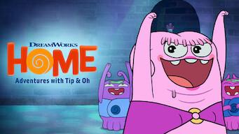 Home: Abenteuer mit Tip und Oh (2018)