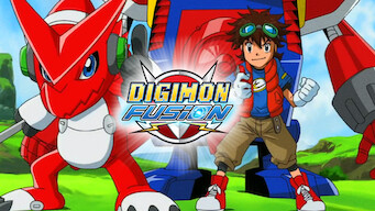 Is Digimon Fusion: Season 2 (2011) on Netflix United Kingdom