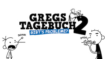 Gregs Tagebuch 2 – Gibt's Probleme? (2011)