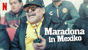 Maradona in Mexiko (2020)