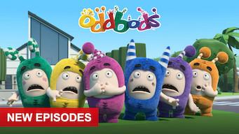 Oddbods Cartoon (2017)