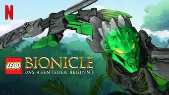 LEGO Bionicle: Das Abenteuer beginnt (2016)