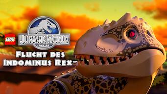 LEGO Jurassic World: Flucht des Indominus Rex™ (2016)