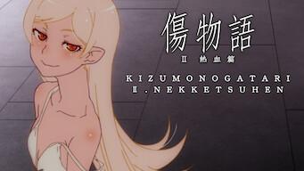 Kizumonogatari II – Heißes Blut (2016)