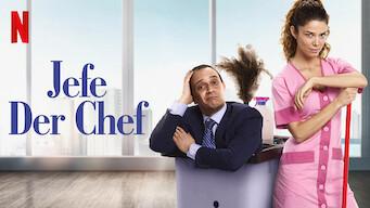 Jefe – Der Chef (2018)
