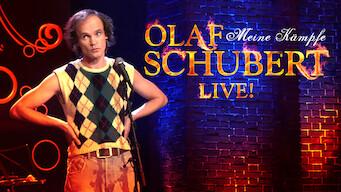 Olaf Schubert Live! – Meine Kämpfe (2012)
