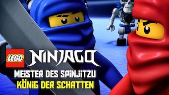 LEGO Ninjago: Meister des Spinjitzu: König der Schatten (2011)
