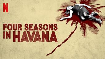 Four Seasons in Havana (2016)