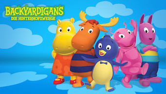 Backyardigans – Die Hinterhofzwerge (2004)