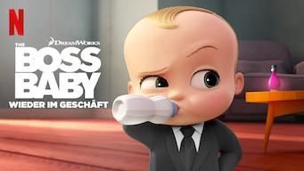 The Boss Baby: wieder im Geschäft (2018)