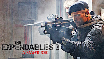 The Expendables 3: A Man's Job (2014)