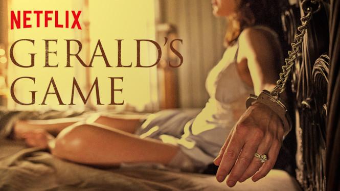 Ver El Juego de Gerald | Gerald's Game en Netflix
