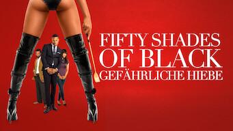 Fifty Shades of Black – Gefährliche Hiebe (2016)