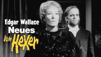 Edgar Wallace: Neues vom Hexer (1965)