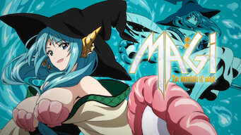 Magi: The Labyrinth of Magic (2013)