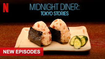 Midnight Diner: Tokyo Stories (2019)