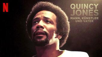 Quincy Jones – Mann, Künstler und Vater (2018)
