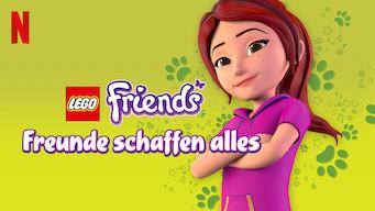 LEGO Friends: Freunde schaffen alles (2016)