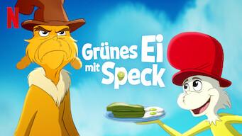Grünes Ei mit Speck (2019)