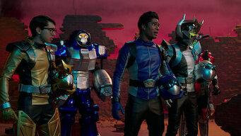 Power Rangers Beast Morphers: Season 1: Evox: Upgraded