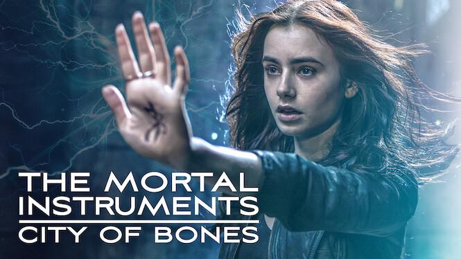 City Of Bones Netflix