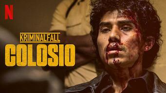 Kriminalfall: Colosio (2019)