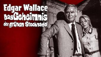 Edgar Wallace: Das Geheimnis der grünen Stecknadel (1972)