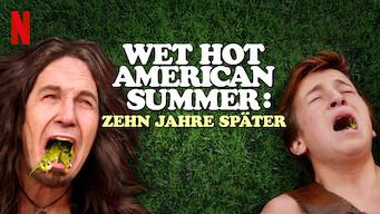 Wet Hot American Summer: Zehn Jahre später (2017)