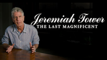 Jeremiah Tower: The Last Magnificent (2016)