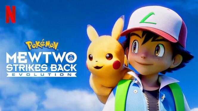 Pokémon – Mewtwo Strikes Back – Evolution (2019) 1080p NF WEB-DL Dual Audio[Hindi + English] DD+5.1 x264 Esub