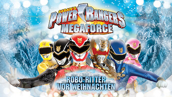 Power Rangers Megaforce: Robo-Ritter vor Weihnachten (2013)