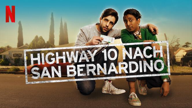 Highway 10 Nach San Bernardino