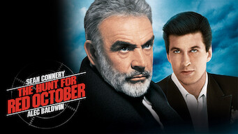 Is The Hunt For Red October 1990 On Netflix Egypt