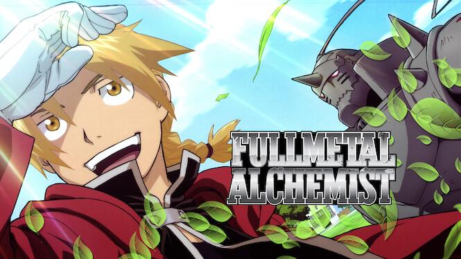 Fullmetal Alchemist (2003) - Netflix | Flixable
